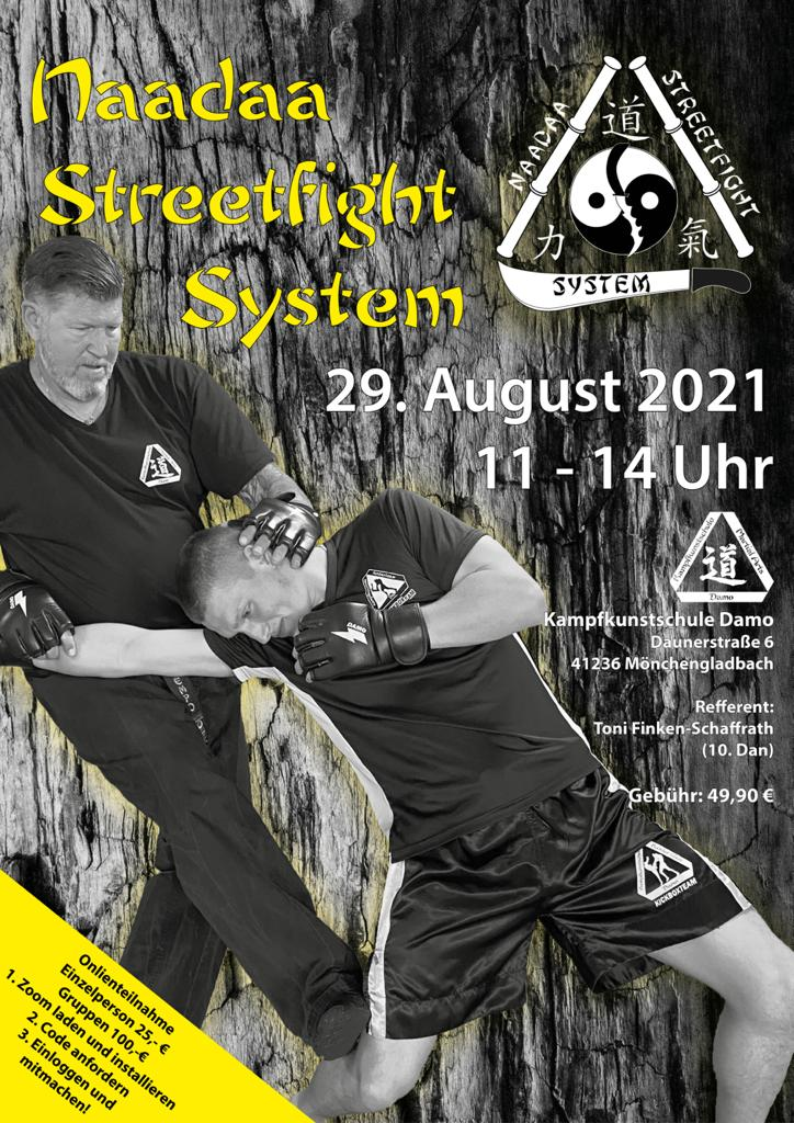 Lehrgang Nadaa Streetfight System