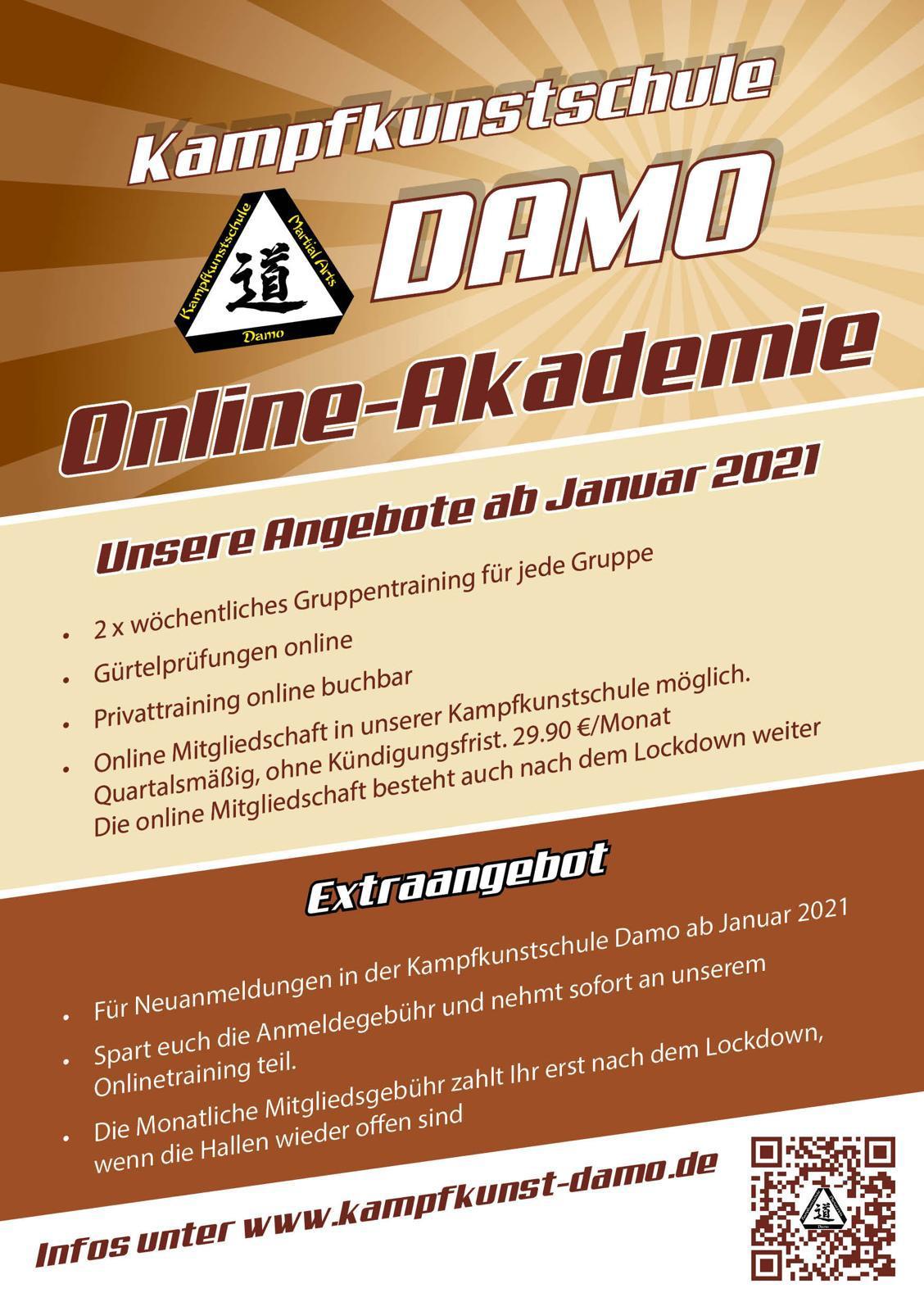 DAMO – Online-Akademie